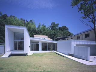 薩摩川内の住宅 アトリエ環 建築設計事務所 モダンな 家
