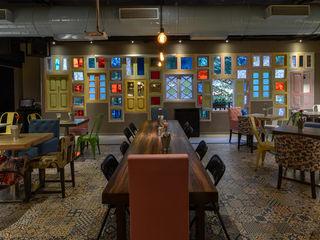 Studio K-7 Designs Pvt. Ltd Bars & clubs