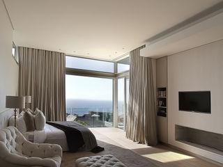 Hove Road Make Architects + Interior Studio Modern style bedroom
