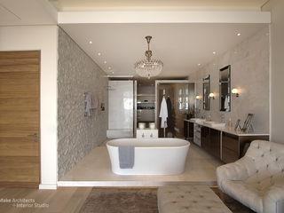 Hove Road Make Architects + Interior Studio Modern bathroom