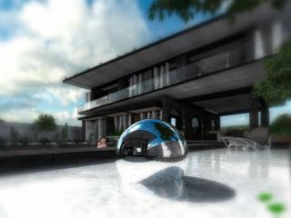 RESIDENCIA GG TREVINO.CHABRAND | Architectural Studio Albercas modernas
