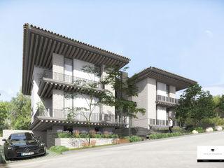 RESIDENCIA EO TREVINO.CHABRAND | Architectural Studio Casas clásicas