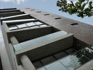 TORRE VISUM TREVINO.CHABRAND | Architectural Studio Casas modernas
