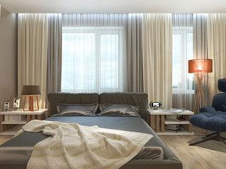 Your royal design Dormitorios de estilo minimalista Beige