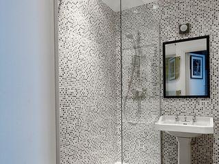 Salle de bain Olivier Francheteau Salle de bain moderne Plastique Blanc