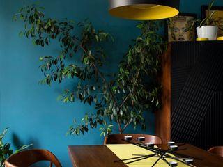 Salle à manger Olivier Francheteau Salle à mangerTables Bois Bleu