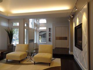 Lex Parker Design Consultants Ltd. Modern living room