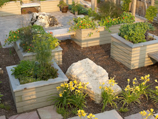Lex Parker Design Consultants Ltd. Modern garden