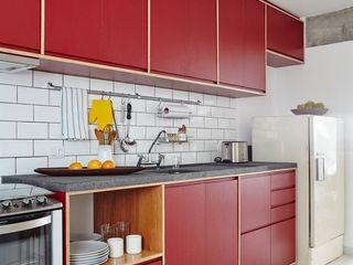 INÁ Arquitetura Кухня