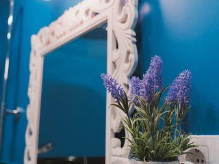 Hunter design Scandinavian style bathrooms Blue