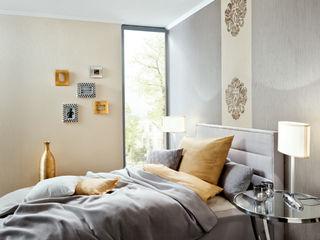 Architects Paper جدران وأرضياتورق الحائط Beige
