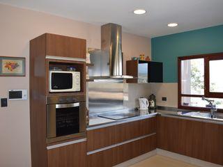 Carlos Iriarte arquitectura Kitchen
