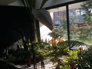 homify Modern Garden Stone Green