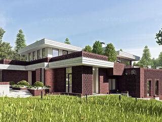 Cvetnik house BOOS architects Дома в скандинавском стиле