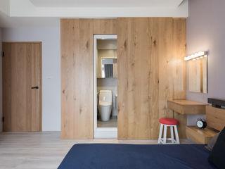 思維空間設計 Scandinavische slaapkamers