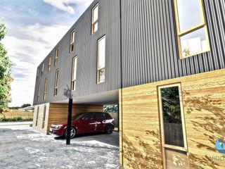 NidoSur Arquitectos - Valdivia Terrace house