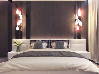 Your royal design Dormitorios de estilo minimalista Marrón