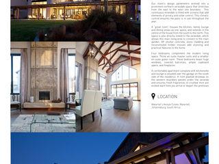 AOJ | Architecture & Interiors Rustic style houses