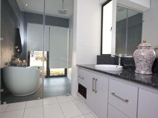 AOJ | Architecture & Interiors Rustic style bathroom