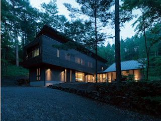 Mアーキテクツ|高級邸宅 豪邸 注文住宅 別荘建築 LUXURY HOUSES | M-architects Modern houses Wood Wood effect
