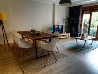 Mandalin Dizayn Ruang Keluarga Minimalis