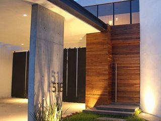 Narda Davila arquitectura Industrial style houses