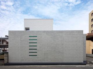 澤村昌彦建築設計事務所 Modern houses Concrete Grey
