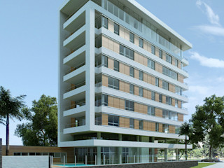 Veredas Arquitetura Modern hotels