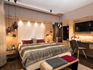 BAUR WohnFaszination GmbH Country style hotels Wood Brown