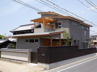 stage Y's 一級建築士事務所 منازل خشب Grey