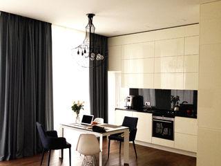 APRIL DESIGN キッチン照明 鉄/鋼 黒色
