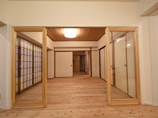 合同会社negla設計室 Wood effect
