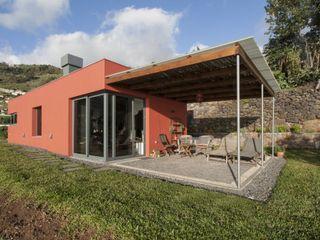 Mayer & Selders Arquitectura Будинки Камінь Червоний