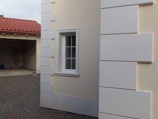 Villetta in bioedilizia (Germania) Eleni Decor Casa rurale Bianco