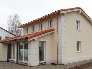 Villetta in bioedilizia (Germania) Eleni Decor Casa rurale