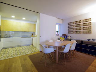 MapOut Modern dining room