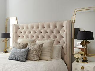 Mel McDaniel Design 臥室