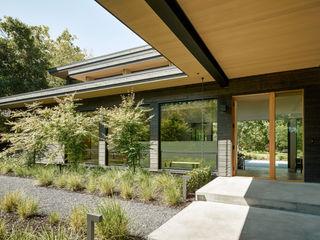 Feldman Architecture Modern gym Wood