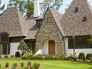 Christopher Architecture & Interiors Country style houses