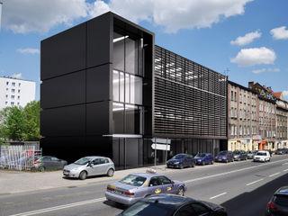 Ale design Grzegorz Grzywacz Modern houses