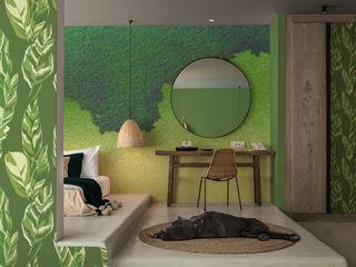 PANTONE'S Color 2017 | Greenery Pixers BedroomAccessories & decoration