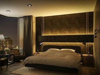 القصر للدهانات والديكور Classic style bedroom