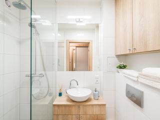 jw architektura İskandinav Banyo
