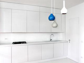 CASA S. GROSSETO OKS ARCHITETTI Cucina minimalista