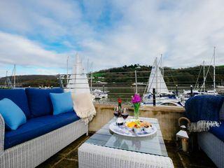 Blue Moorings, Dartmouth   Devon Perfect Stays Rumah Gaya Eklektik