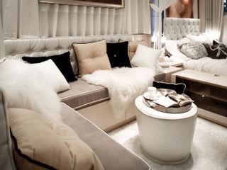 BRAVO INTERIOR DESIGN & DECO KAWA STYLE 璞碩室內裝修設計工程有限公司 Living room