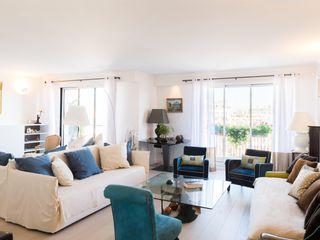 ATELIER FB Minimalist living room
