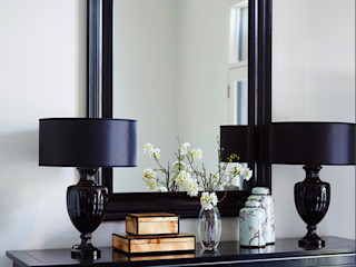 Conexo. 玄関&廊下&階段アクセサリー&デコレーション 陶器 黒色