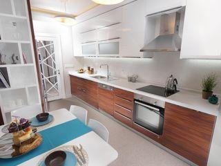 MAG Tasarım Mimarlık مطبخ