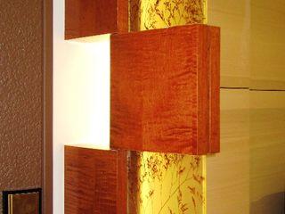 南港無醛健康住宅案 Hearts Interior Design 勁心設計研所 Corridor, hallway & stairsAccessories & decoration